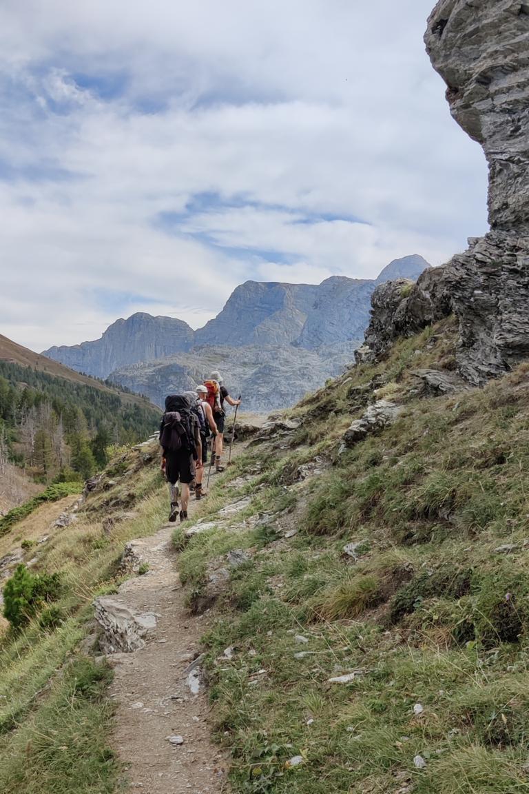 Hiken op the Peaks of the Balkans